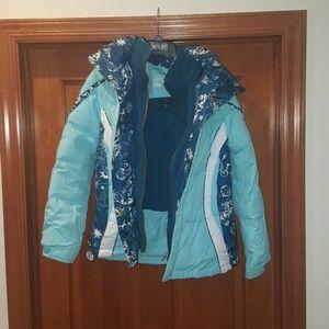 ZeroXposur Fleecelined Winter Jacket